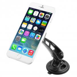 StickyPad® Grip360™ - Support voiture rotatif à 360° pour téléphone, smartphone et gps