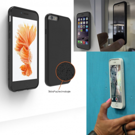 StickyPad® Sticky Case™- Coque collante pour Selfie et mains-libres