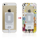 Récepteur sans fil Qi, rechargement batterie par induction - iPhone 5/5s/5c/SE/6/6s/6+/6s+