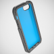 Coque arrière anti-choc avec cadre absorbeur de choc - iPhone 5/5s/5c/SE
